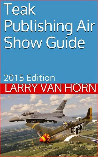 Teak Publishing 2015 Air Show Guide