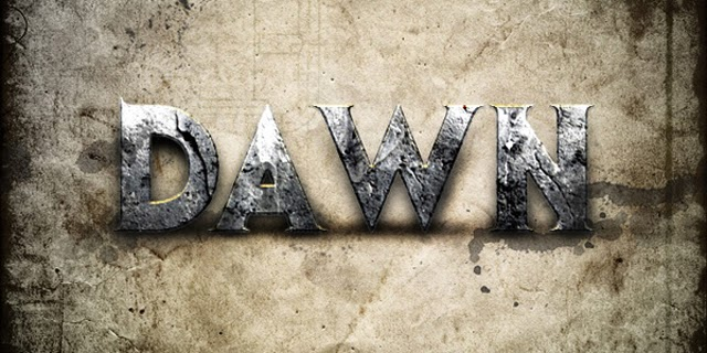 Useful Photoshop Text Effect Tutorials