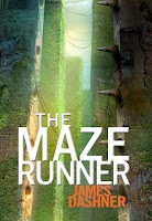 bookcover of MAZE RUNNER (Maze Runner #1) by James Dashner