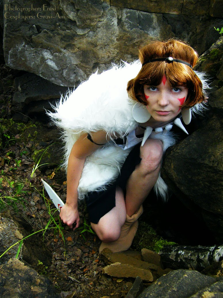 princess mononoke for eve perkins