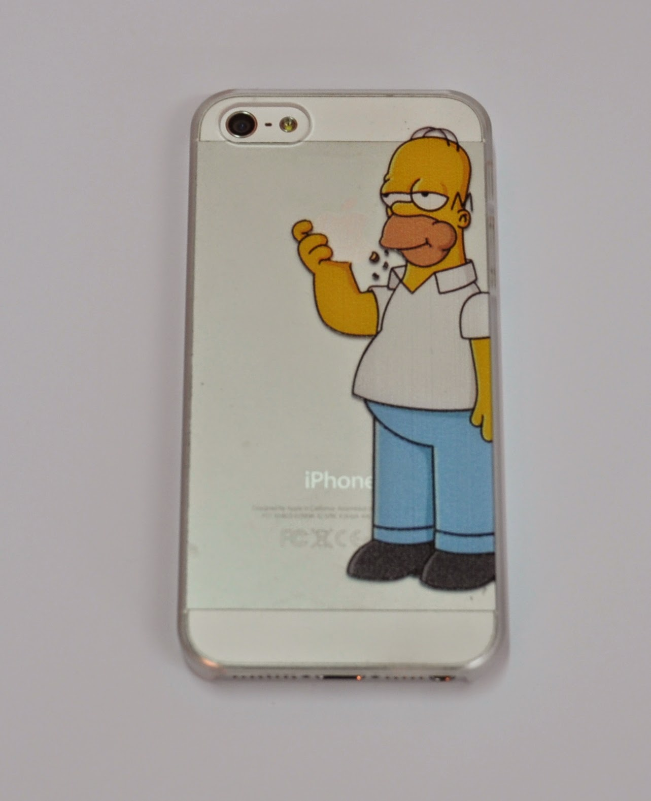 custodia iphone 7 homer