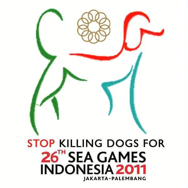 STOP KILLING DOGS FOR 26TH SEA GAMES