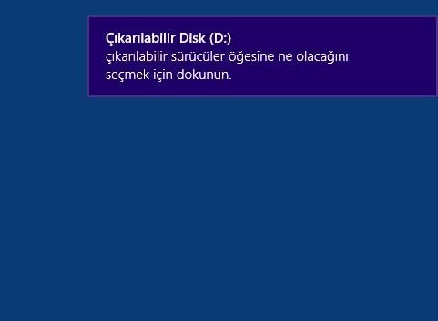Windows 8.1 Bildirim Zaman Aşımı Süresini Değiştirme