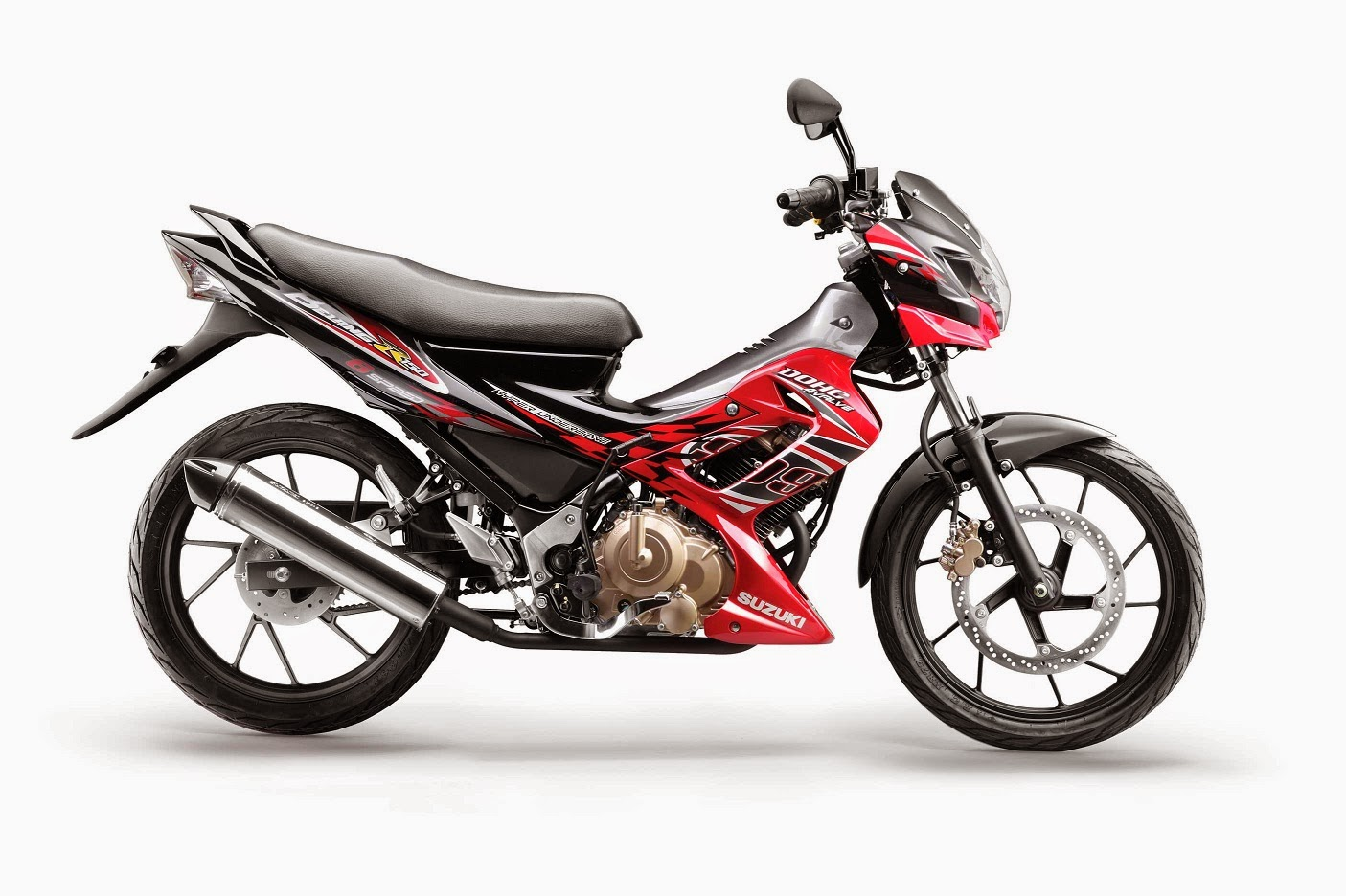Spesifikasi dan Harga Motor Satria Fu 150cc