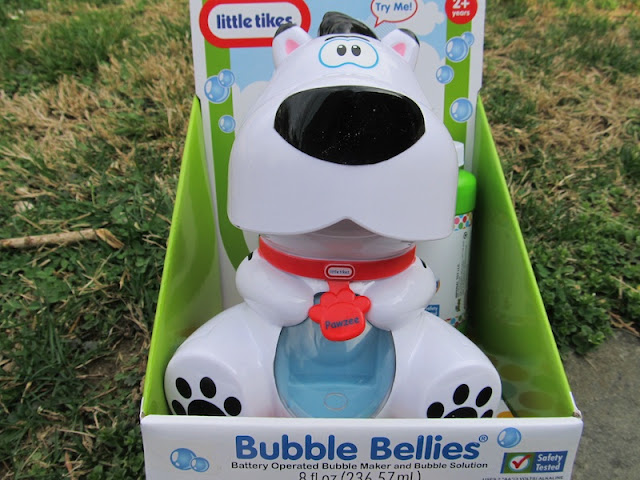 Bubble Bellies Bubble Blowing Toy