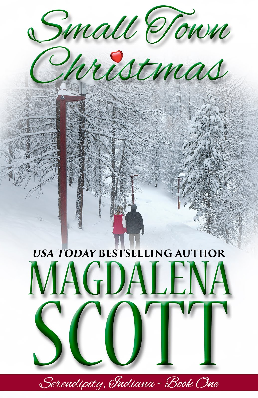 FREE! Book #1 of Serendipity, Indiana series