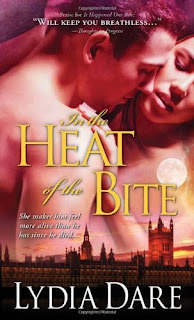 Guest Review: In The Heat of the Bite by Lydia Dare