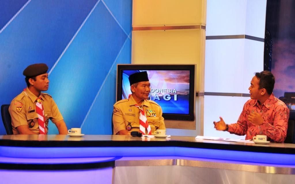 Kak Azrul Azwar dan M. Fuad Akbar Tampil DI TVRI