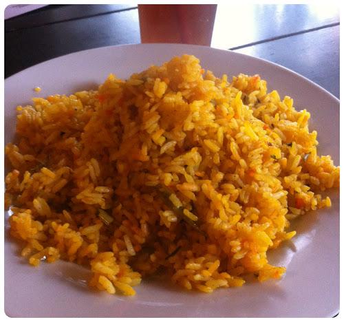 Mister Kabab Beryani Rice