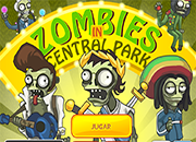 juego Zombies In Central Park