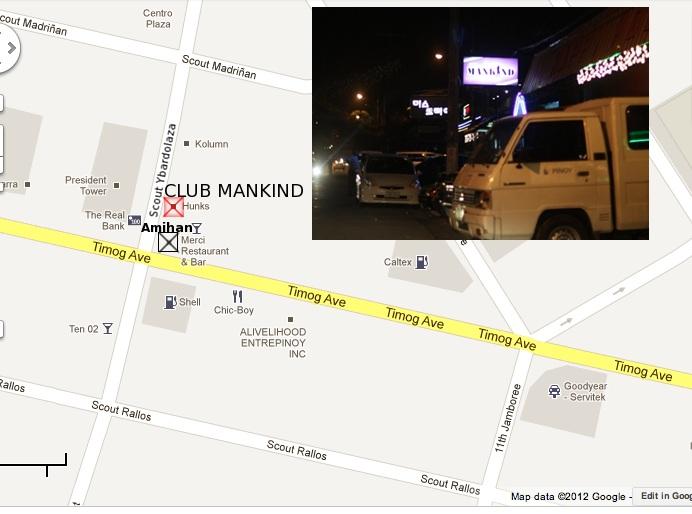 club mankind quezon city