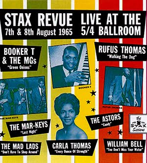 Stax Records #60 Anniversary