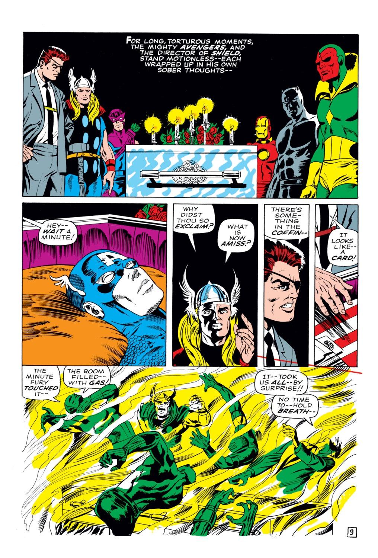Captain America (1968) Issue #113 #27 - English 11