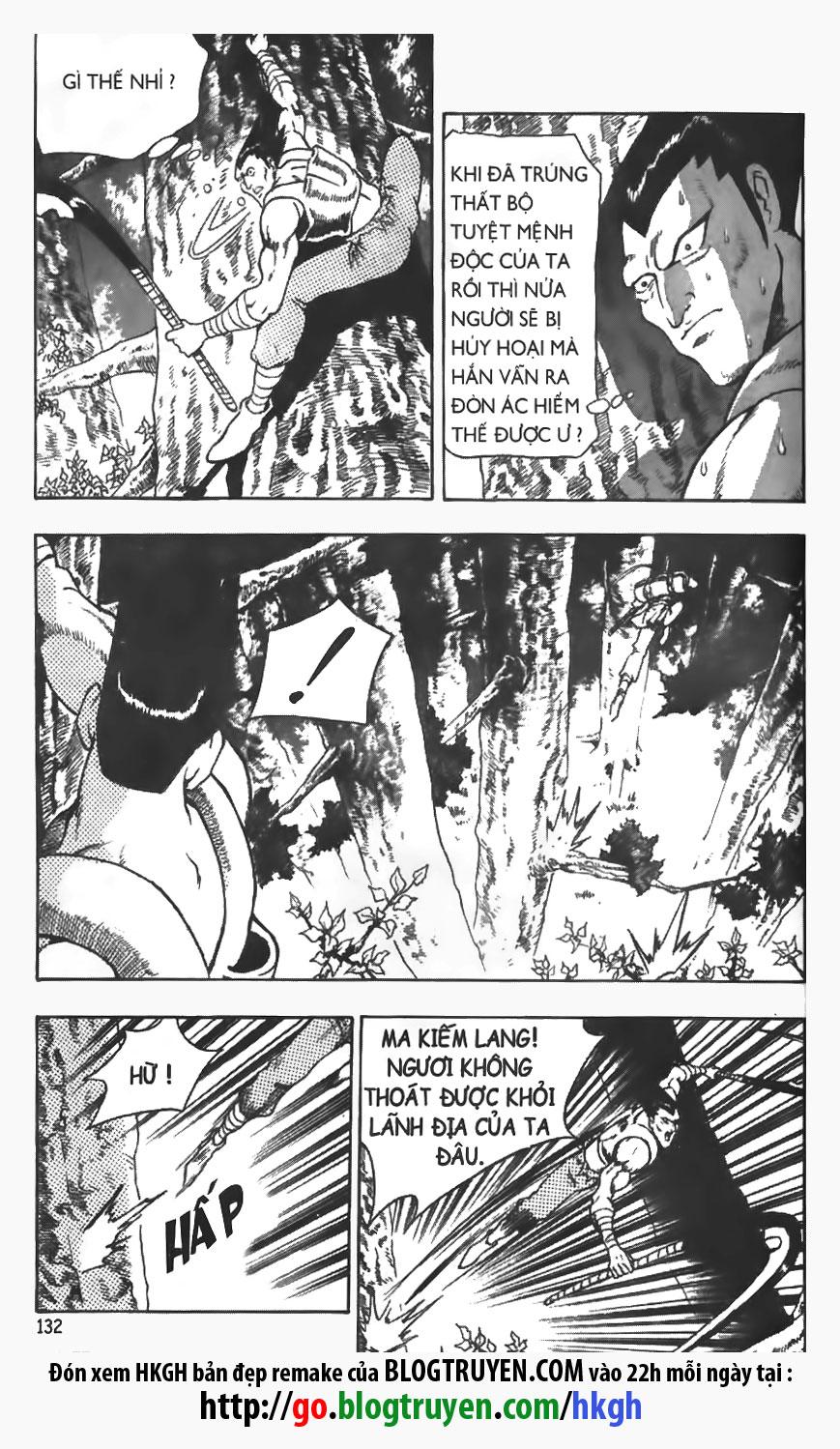 Hiệp Khách Giang Hồ trang 34
