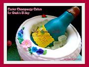 Cooler Champange Cake