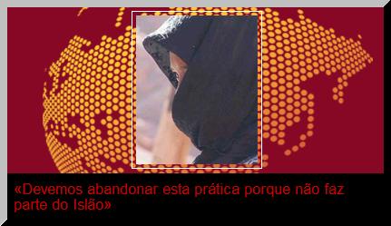 Muçulmanos da Guiné são contra o véu