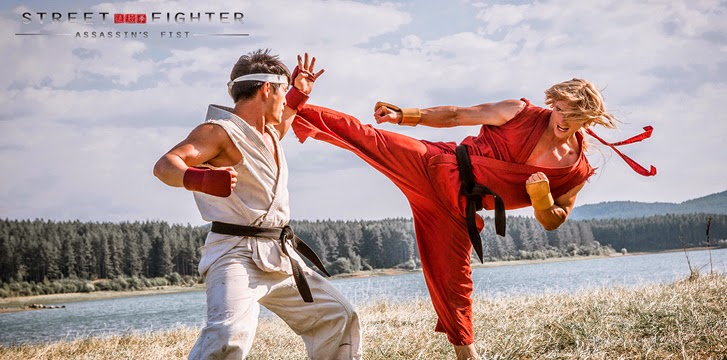 Street Fighter: Assassin's Fist on line