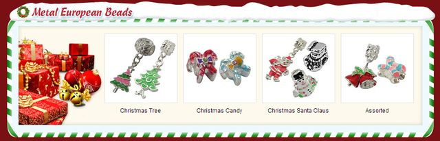 Christmas Bead Projects