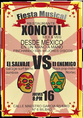 Fiesta Xonotli