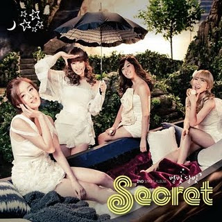 Secret (시크릿) - Starlight Moonlight (별빛달빛)