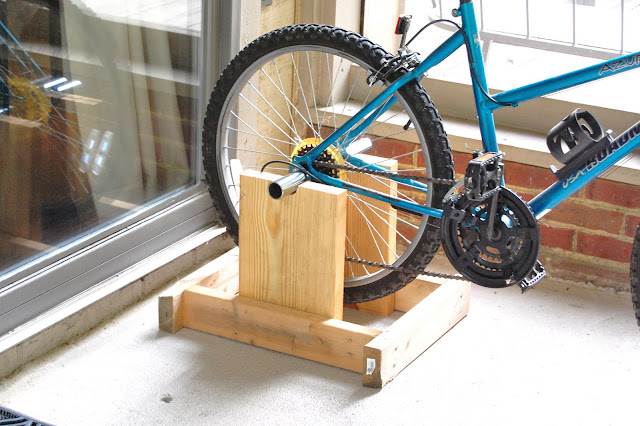 A Bike Can Excise At Home