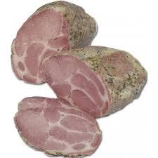 Rodajas  de Carne a la Hierbas