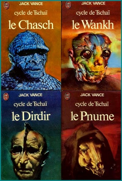 Tschai Jack Vance Planeta Aventura