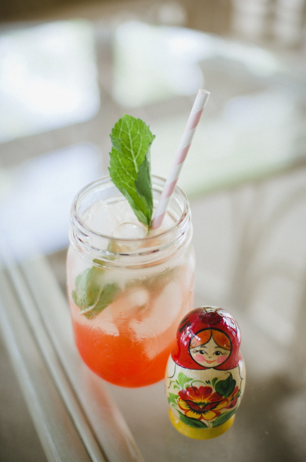 mocktail, pregnant, pregnancy, cocktail, grenadine, mint, pineapple, drink