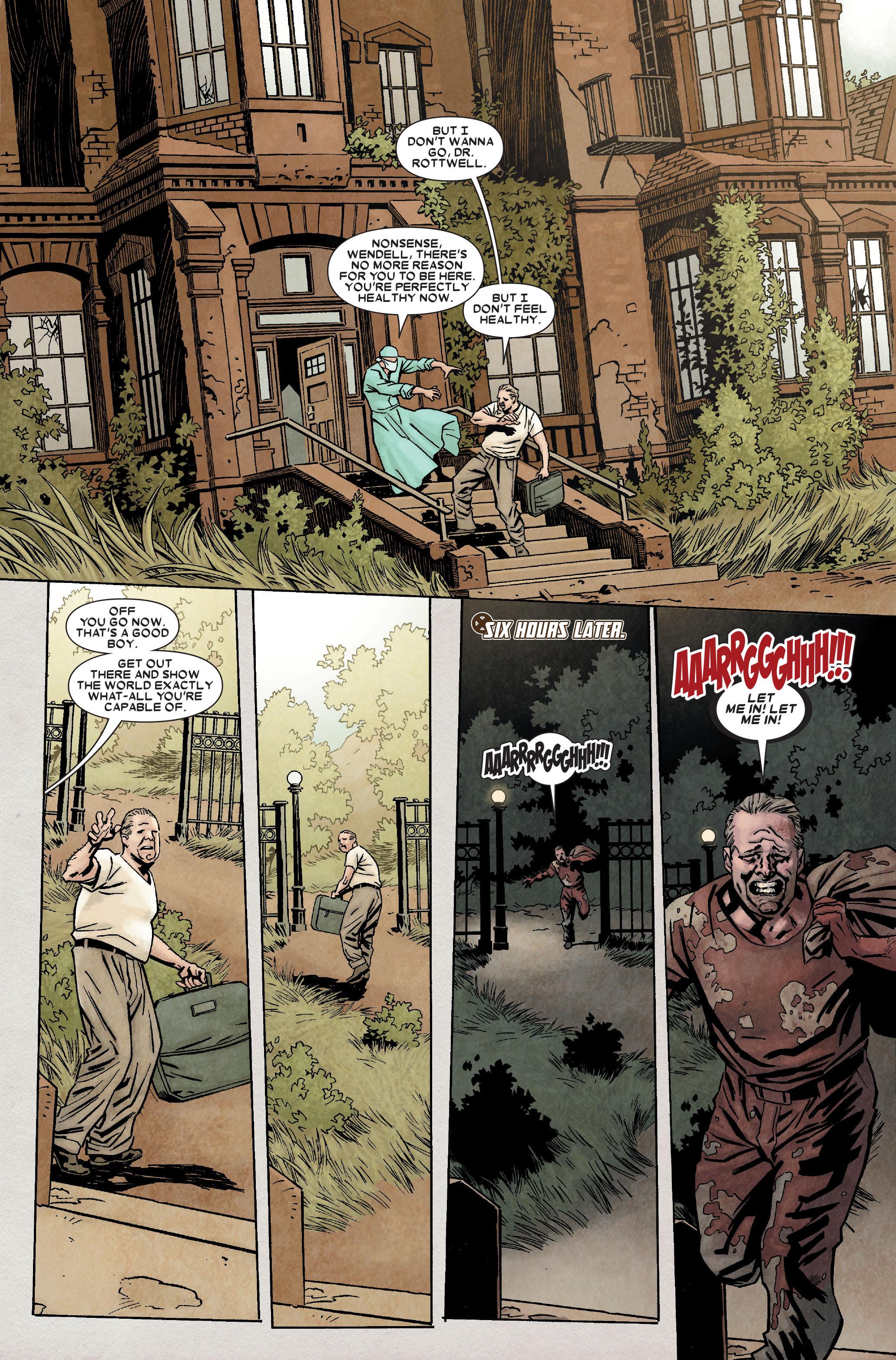 Wolverine: Weapon X #6 #11 - English 21