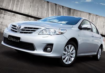 Toyota Corolla 2012 - Altis