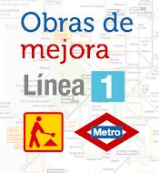 ESPECIAL OBRAS LÍNEA 1 METRO