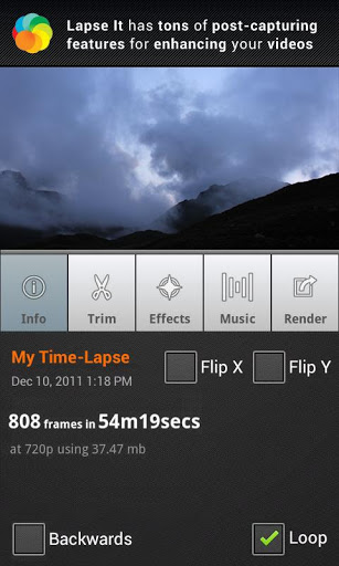 Lapse It Pro • Time Lapse v3.3 build 331 Apk App