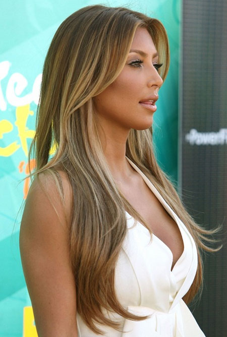 Brown Blonde Hair Color Ideas And The Hairstyle 9