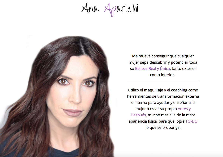 Aparichi Makeup: Blog de Maquillaje y Belleza - Maquilladora Profesional Madrid