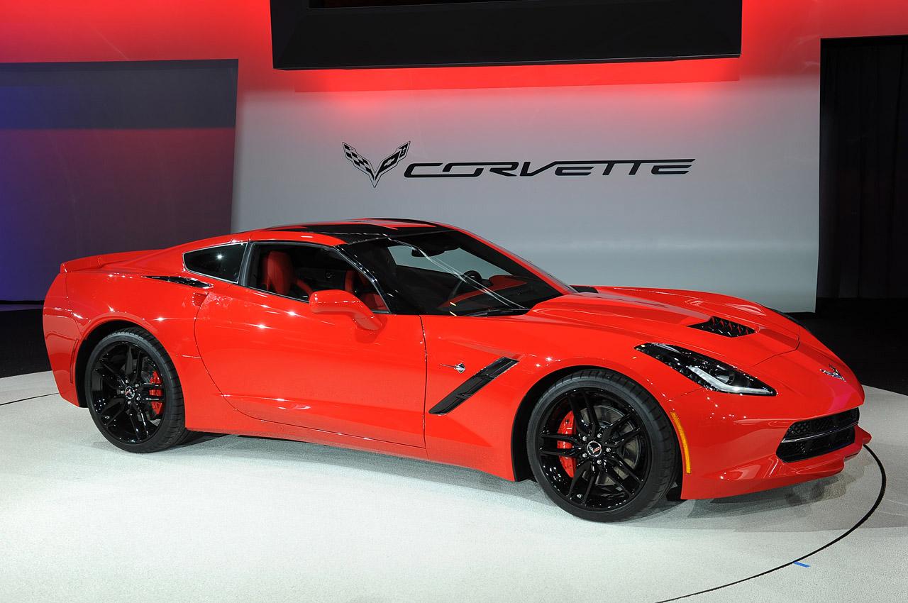 2014 Chevrolet Corvette Stingray Colors