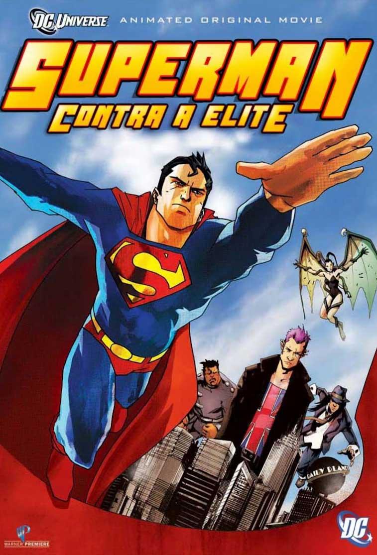Superman Contra a Elite Torrent - Blu-ray Rip 1080p Dual Áudio (2012)
