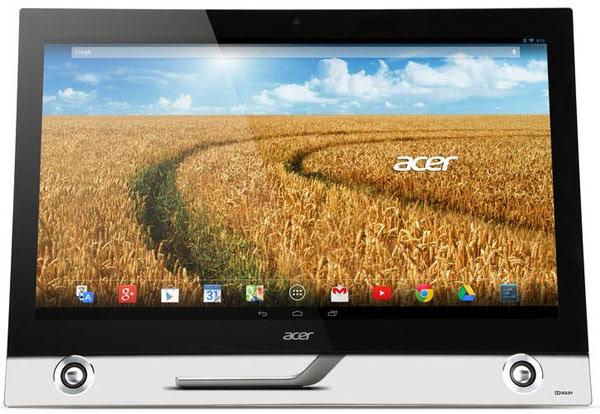 моноблок Acer DA223HQL на андроиде