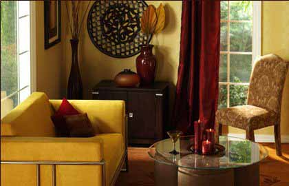 Choosing paint colors for home decoration news for What wall colors mean