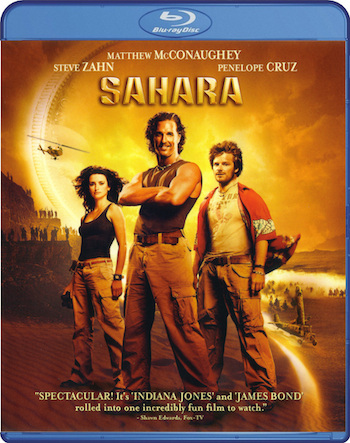 Sahara 2005 Dual Audio Hindi BluRay Download