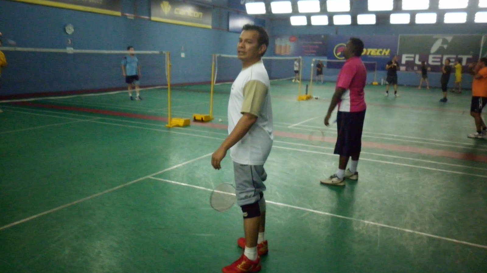 Badminton Activities