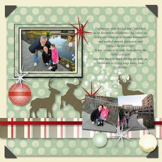 Christmas Layout Page 3