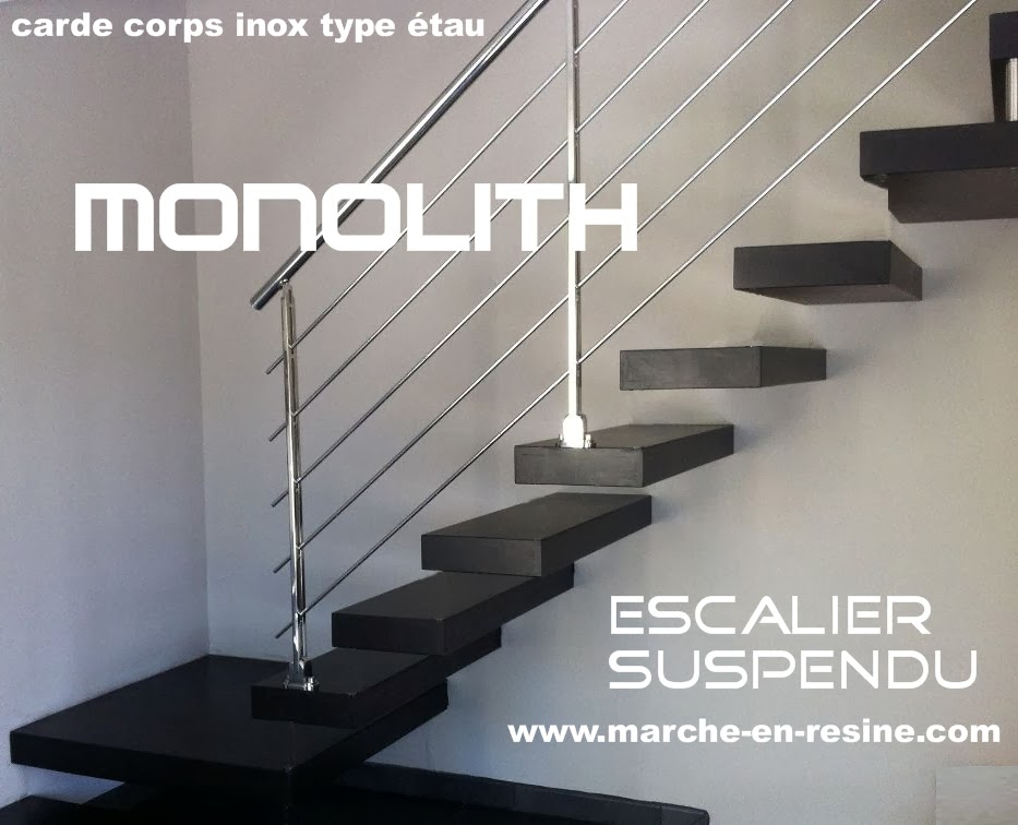 escalier suspendu fabrication de marche caisson en b ton. Black Bedroom Furniture Sets. Home Design Ideas