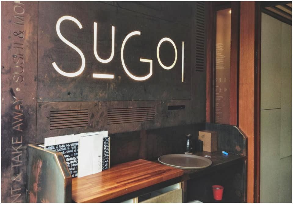 Travel eat blog sugoi sant cugat - Restaurante materia prima sant cugat ...