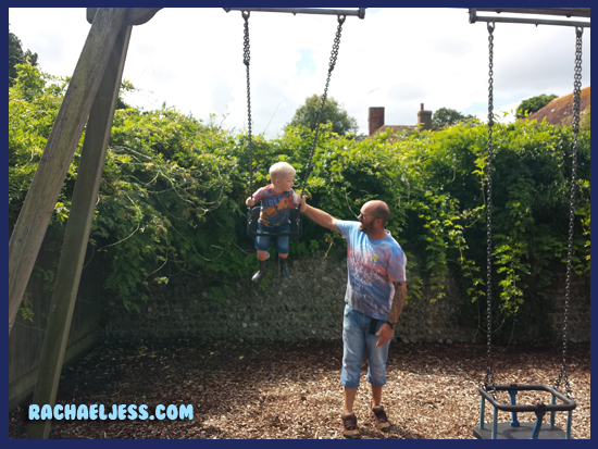 Loving the swing section of Middle Farm