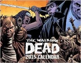 Calendario 2015 Walking Dead Comics 17,58€