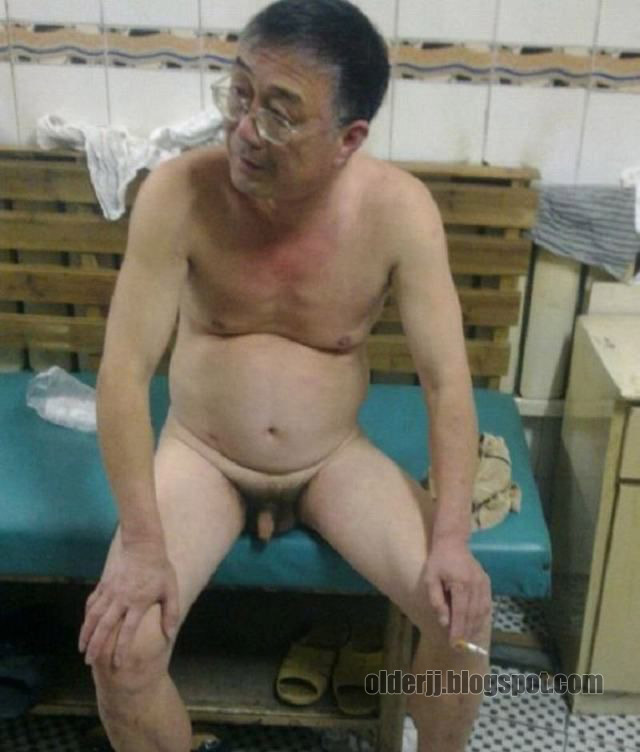 Magnet'_5 naked Chinese daddy are turn