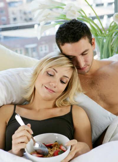 Tingkatkan Gairah Seks Dengan Makanan Ini