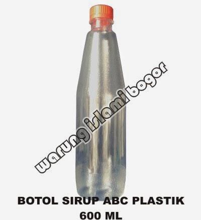 Jual Botol Plastik Minuman Juice 600ml
