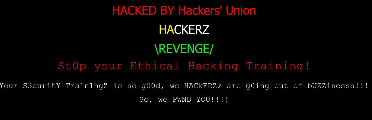 April Fool Hack : Innobuzz (Ethical Hacking Training ...