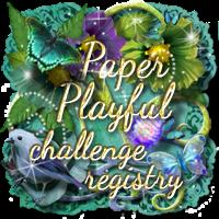 Paperplayful challenge registry